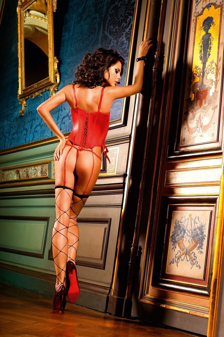 ✿⊱ Lauren Ridealgh ⊱✿ is so freaking hot!!! it hurts! - for Baci lingerie.