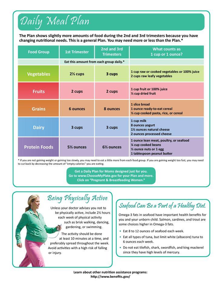 The Breastfeeding Diet