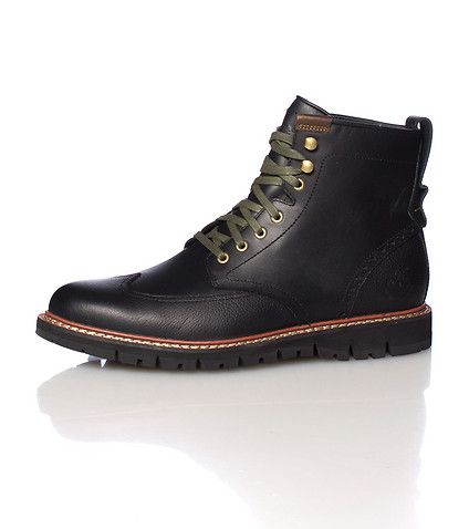 TIMBERLAND WING TIP BOOT-H6E2Hucy