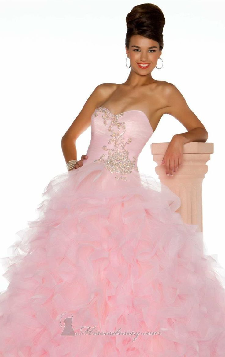 13 best Adri Sweet 16 images on Pinterest | Homecoming dresses ...