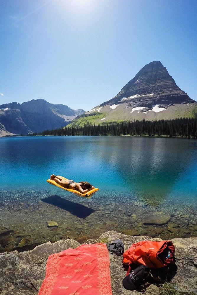 honeymoon destinations us flathead lake montana