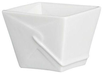 Mini Takeout Box eclectic serveware