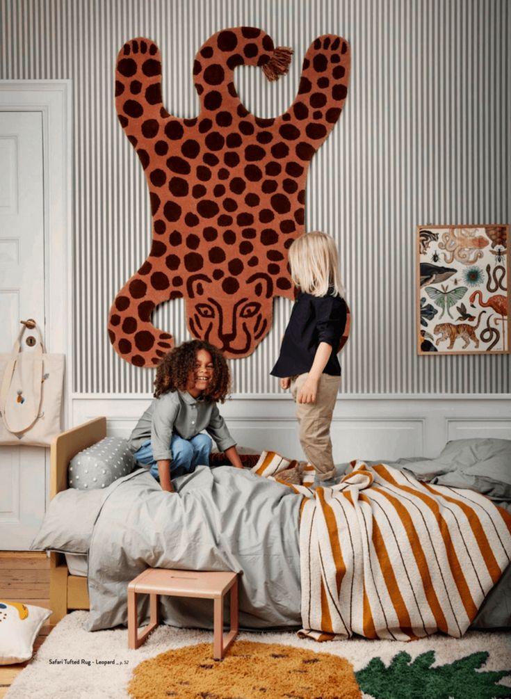 SHOP THE LOOK: Kinderzimmerdekor-Ideen zum Inspirieren