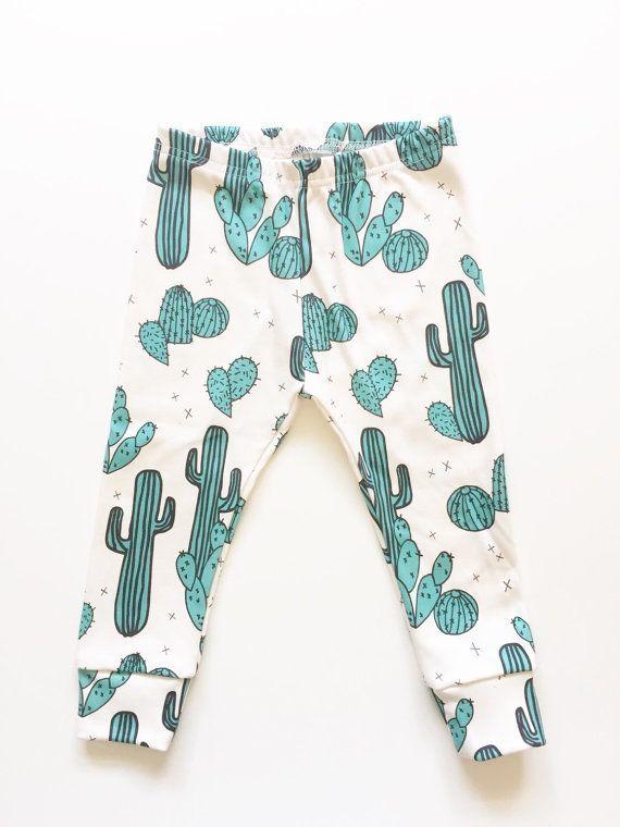 boy,girl,baby,unisex,baby shower gift,pants,leggings,baby girl pants,baby boy pants,childerns clothing,harem harem pants cactus leggings