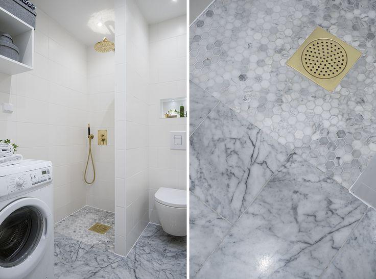 Bathroom floors