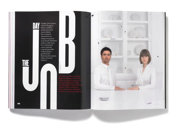 Futu Magazine - Matt Willey