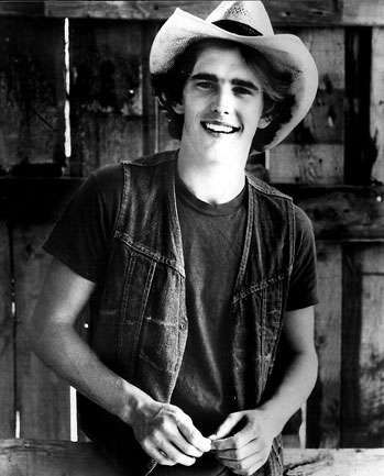 Young Matt Dillon In Black Vest And Cowboy Hat In 2019
