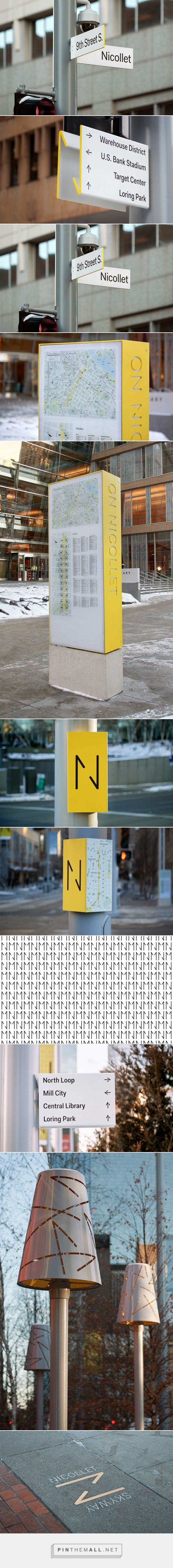 New Graphic Identity for Nicollet by Pentagram — BP&O - created via https://pinthemall.net