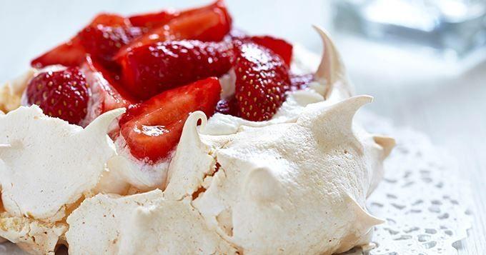 15 desserts d'exception pas chers et canon - Eton mess aux fraises - Cuisine AZ