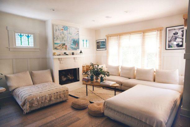 Peggy North's Venice bungalow interior design