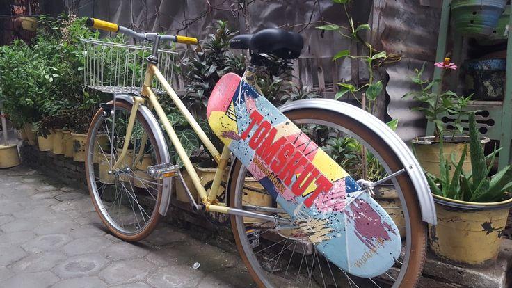 Sepeda Jengki Modifikasi Di 2020