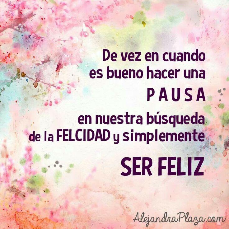 Ser felizzzz