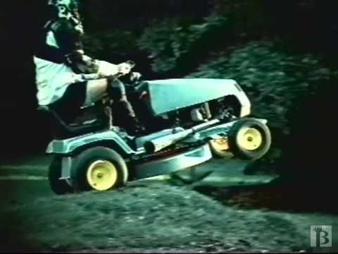 "Export 'A' Extreme Sports Series ""Mower"" Commercial 1999"