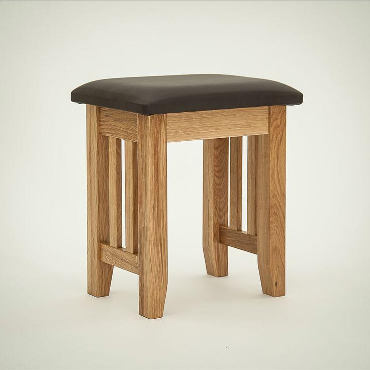 Best Brown Dressing Table Stools Ideas On Pinterest Blue - Rustic oak dressing table