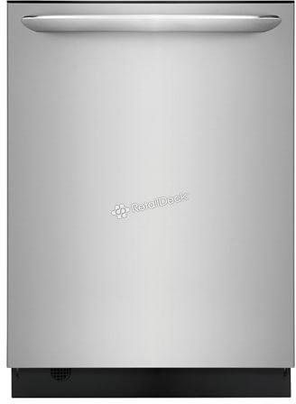 Frigidaire LGID2478SF 24 Inch Built In Fully Integrated Dishwasher with 7 Wash Cycles in Stainless Steel #Frigidaire #LGIDSF #Inch #Built #Fully #Integrated #Dishwasher #with #Wash #Cycles #Stainless #Steel