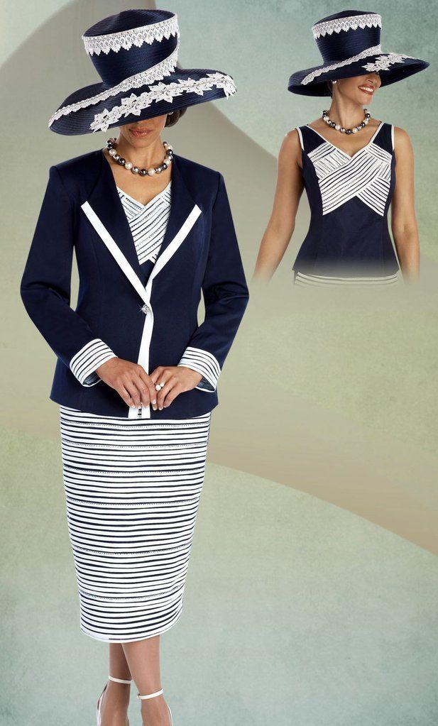 db5827db007 Donna Vinci 11604 - Church Suits For Less