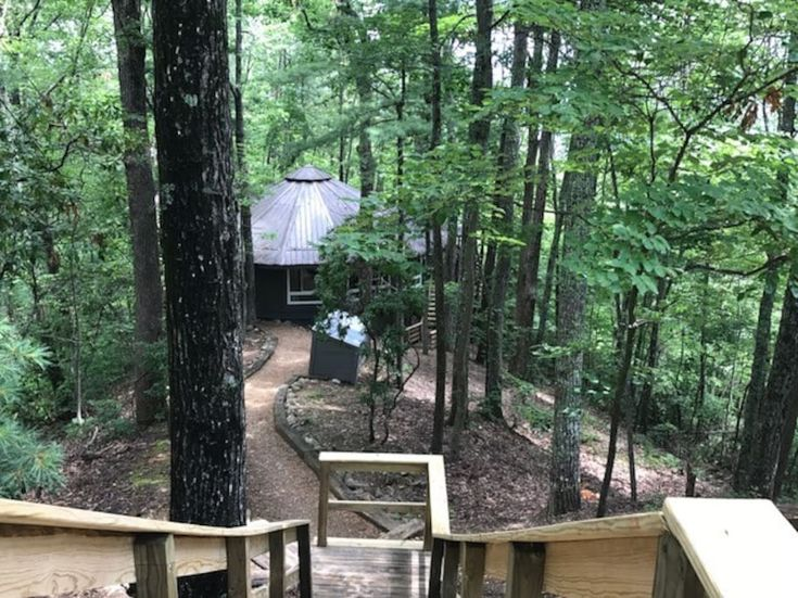 Entire home/apt in Gatlinburg, United States. GREAT LOCATION in Chalet Village in Gatlinburg! It's 5 minutes from the ski resort and less than 10 minutes from downtown or the National Park. Even though we're so close to everything, the chalet feels secluded. You feel as if you were in a tree ...