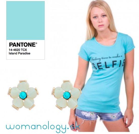 Farby roka 2017 - kompletný zoznam   Womanology.sk#coloursof2017 #colours2017 #moda # styl #farby #bizuteria #damskeoblecenie #modnedoplnky #fashioninspo #fashioninspiration #fashionblog #fashionblogger #styleinspiration #womanology