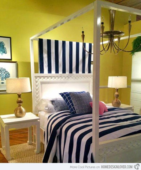dan 1000 Gele Slaapkamers op Pinterest - Slaapkamerideeën, Grijs gele ...