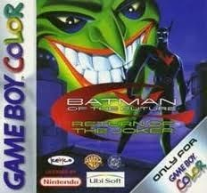 Batman Beyond Return of the Joker - Game Boy Color Game