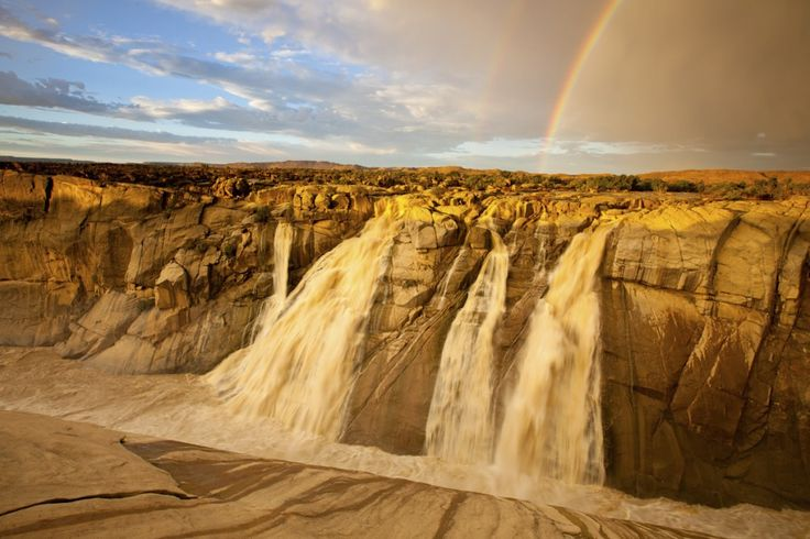 Augrabies National Park, Northern Cape by Isak Pretorius