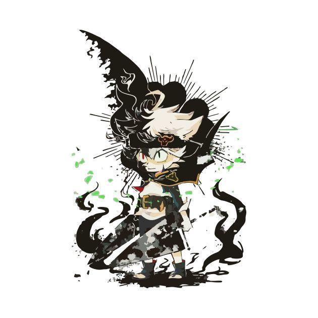 Check Out This Awesome Asta Black Clover Chibi 2 Design On Teepublic Anime Sperrbildschirm Zeichnungen Chibi