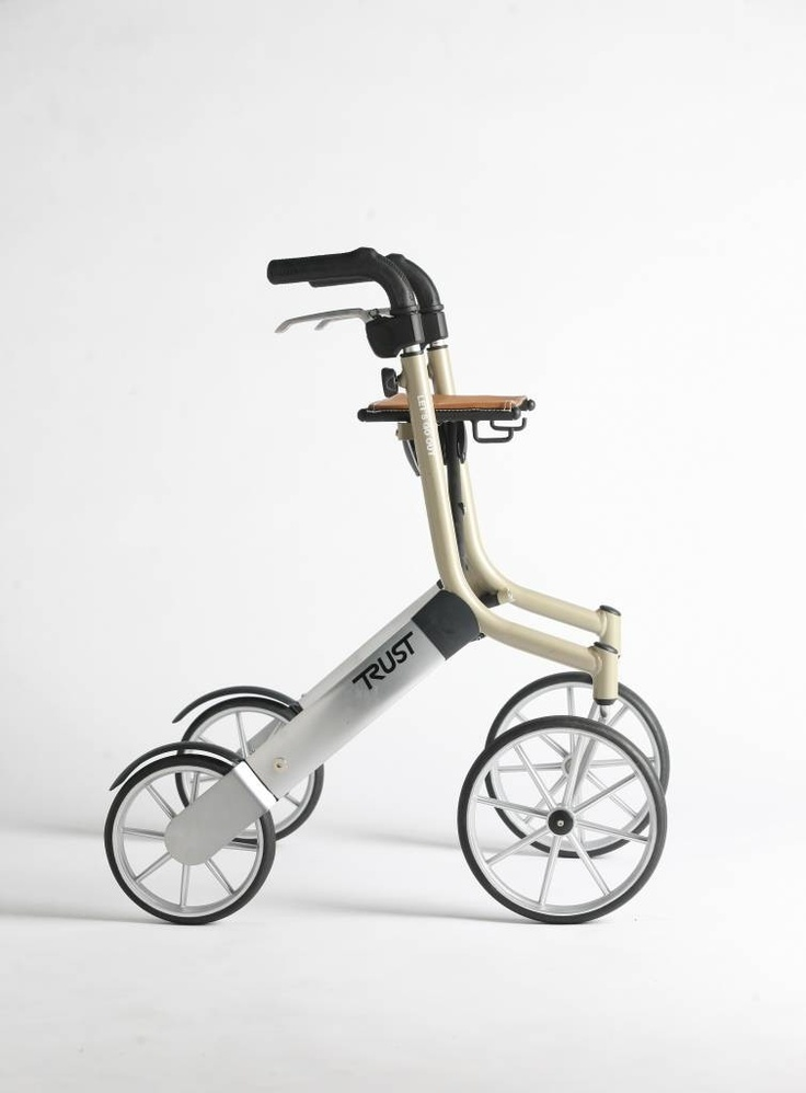 Rollator Lets go out