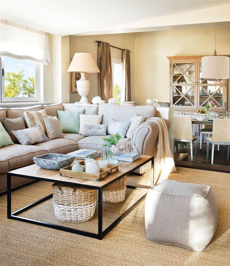 Dime cómo vives tu casa... y te diré cuál es tu salón ideal