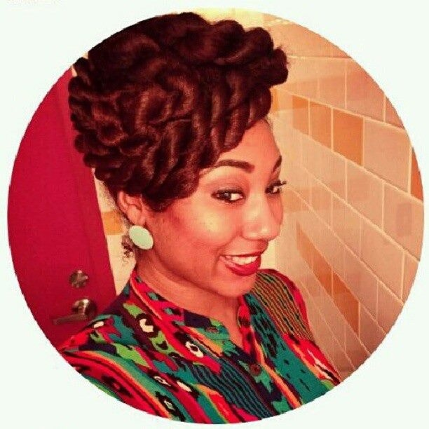 22 best havana twists images on pinterest braided hairstyles havana twists updo kinkycurly relaxed extensions board pmusecretfo Choice Image