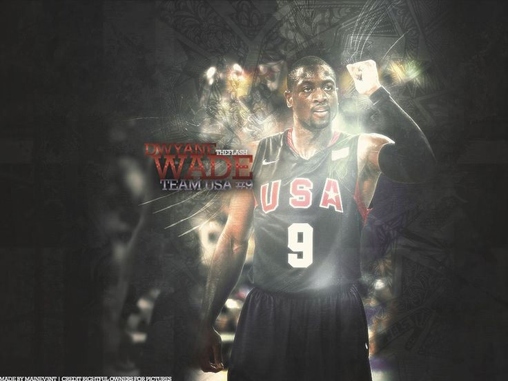 Dwyane Wade Wallpaper Basketball HD Wallpapers Pinterest