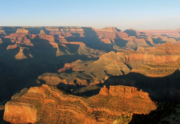 America Coast to Coast with Grand Canyon :: Vacations By Rail :: 14 day journey (Independent one way) - http://www.vacationsbyrail.com
