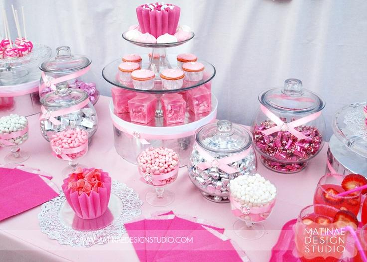 26 best Valentine\'s Day Candy Buffet images on Pinterest   Dessert ...