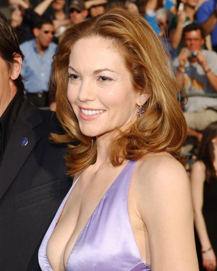 Diane Lane Exposing Her Big Tits And Ass In Thong In Nude Picture Caps
