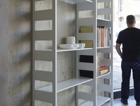 SCP Parallel Shelving