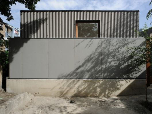 Strange House / Hugh Strange Architects