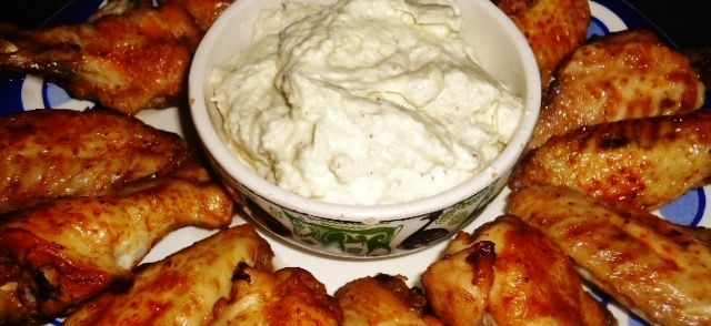 Een heerlijke party snack of serveer koud bij een bbq.
