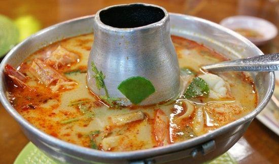 Soupe thaïlandaise Tom Yam Gung : la recette facile