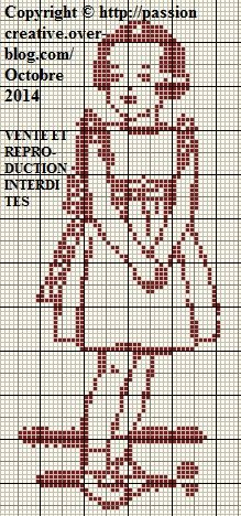 17 Best images about Cross stitch on Pinterest | Patrones, Free charts and Free cross stitch ...