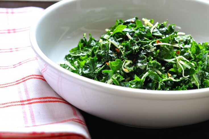 How to de-stem and thinly slice kale - Marin Mama Cooks
