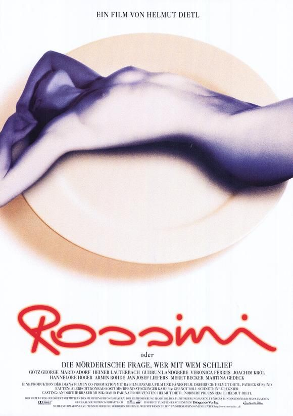 Helmut Dietl. Rossini || a very memorable and entertaining story