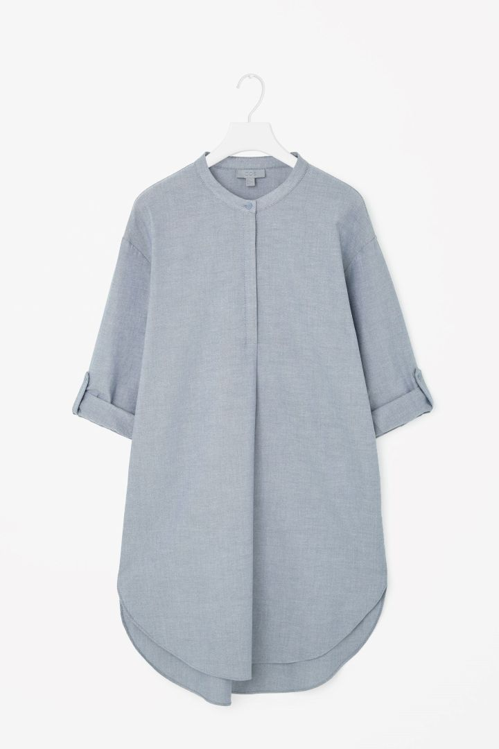 COS | Chambray tunic dress