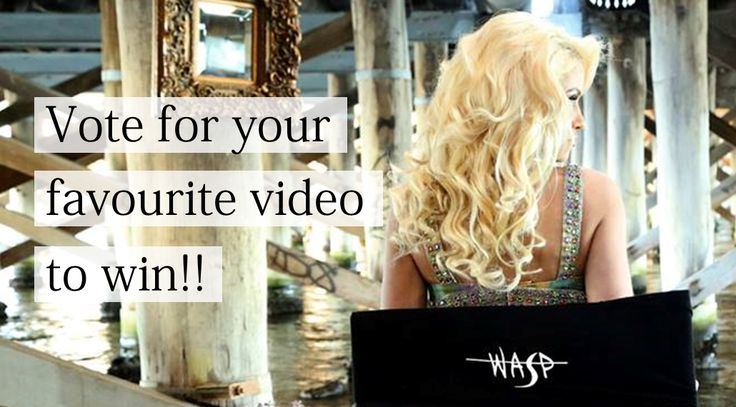 We have been working hard putting together our next television commercial, and we want your help! Follow the link, view our videos and vote for your favourite! There is also a fabulous prize to be won! http://a.pgtb.me/16NBlB #competition #wasphair