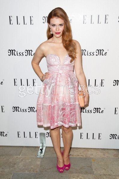 NICOLA FINETTI Pink Strapless Dress. Love love love!