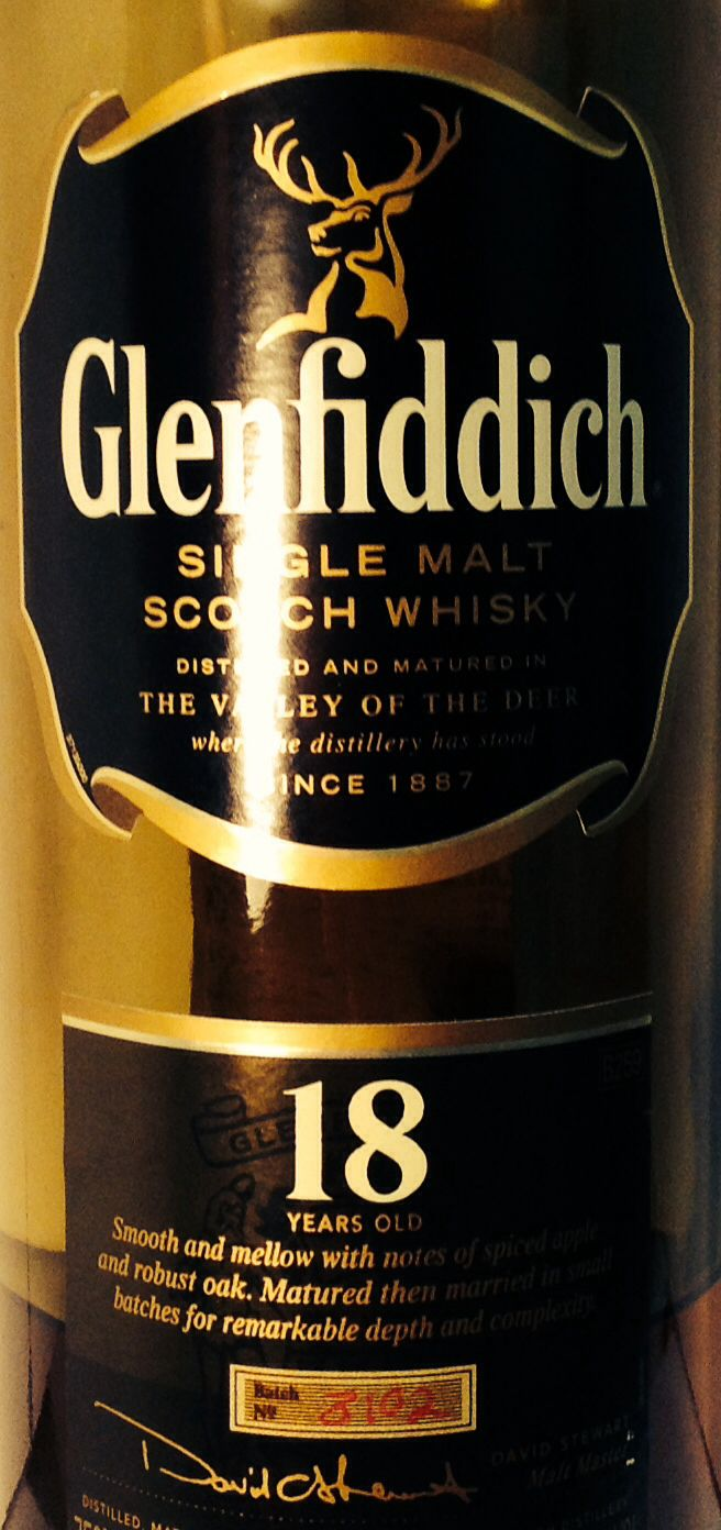 Glenfiddich 18yo 43%