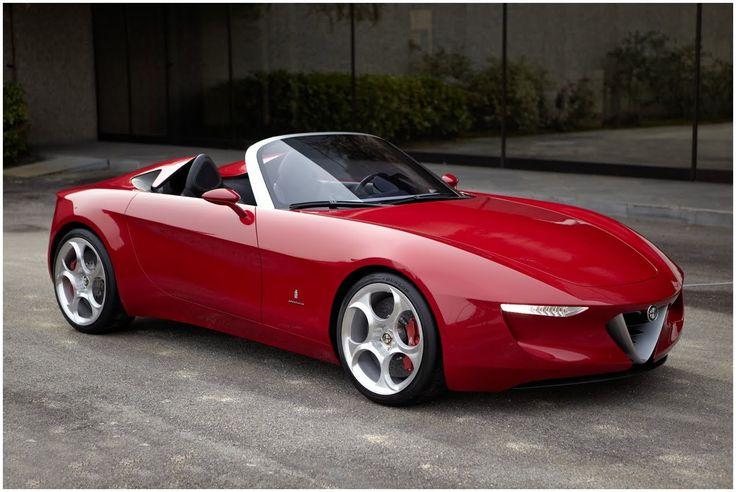 Alfa Romeo 2uettottanta - #pininfarina