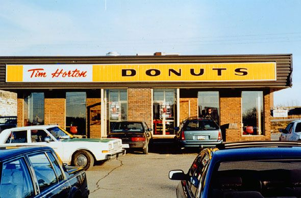 If there's one thing Toronto, or any Ontario community for that matter, has in spades, its Tim Hortons outlets. Description from blogto.com. I searched for this on bing.com/images