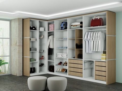 Mejores 82 im genes de closet en pinterest armarios de for Closet economicos en monterrey