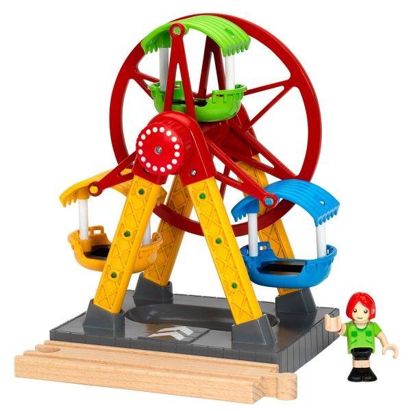 Parc d'attractions Brio : Grande roue son & lumière - Brio-33739000