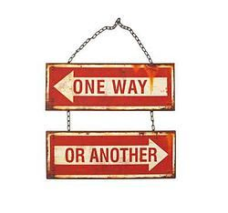 One Way Or Another - $15.99