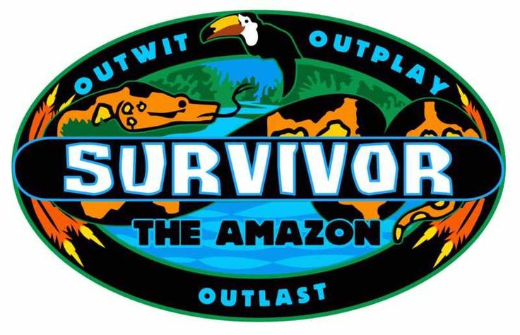 Season 6:  Survivor Amazon